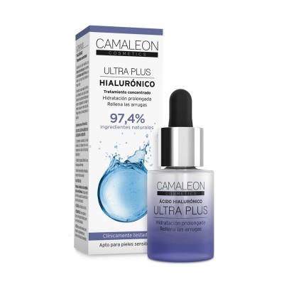 Serum Ácido Hilaurónico ULTRA PLUS Camaleon Camaleon Cosmetics 40134 Cosmética Natural salud.bio