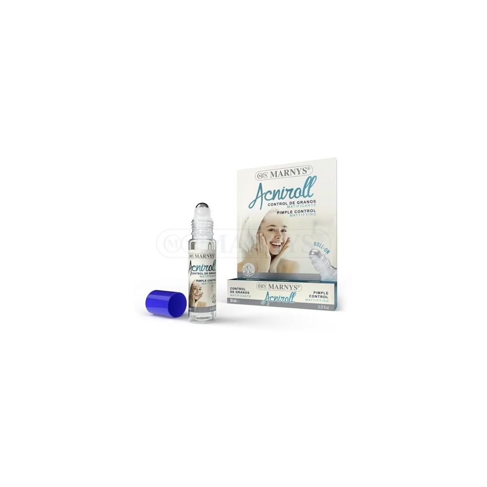 Acniroll Control Acné (granos) de Marnys Marnys CN137 Aceites esenciales uso topico salud.bio