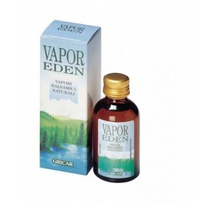 Vapor Eden 7 Aceites Esenciales de Gricar  50ml.