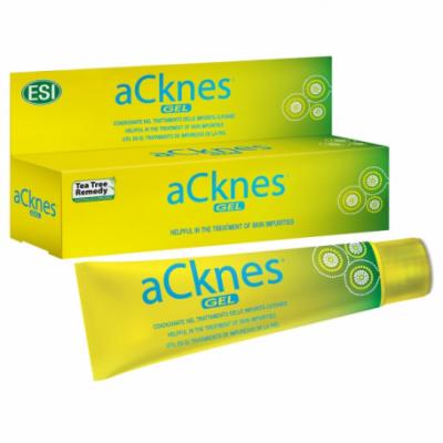 Acknes Gel Arbol Del Te 25 ml de ESI ESI LABORATORIOS 53010401 Aceites esenciales uso topico salud.bio