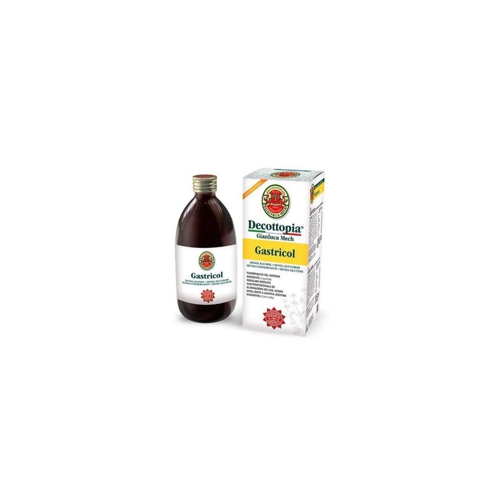 Gastricol - Sistema digestivo - La Decottopía Italiana - 500 ml Herbofarm BA B081 Ayudas aparato Digestivo salud.bio