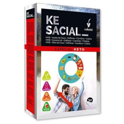 KESACIAL de Novadiet Novadiet 8425652560856  salud.bio