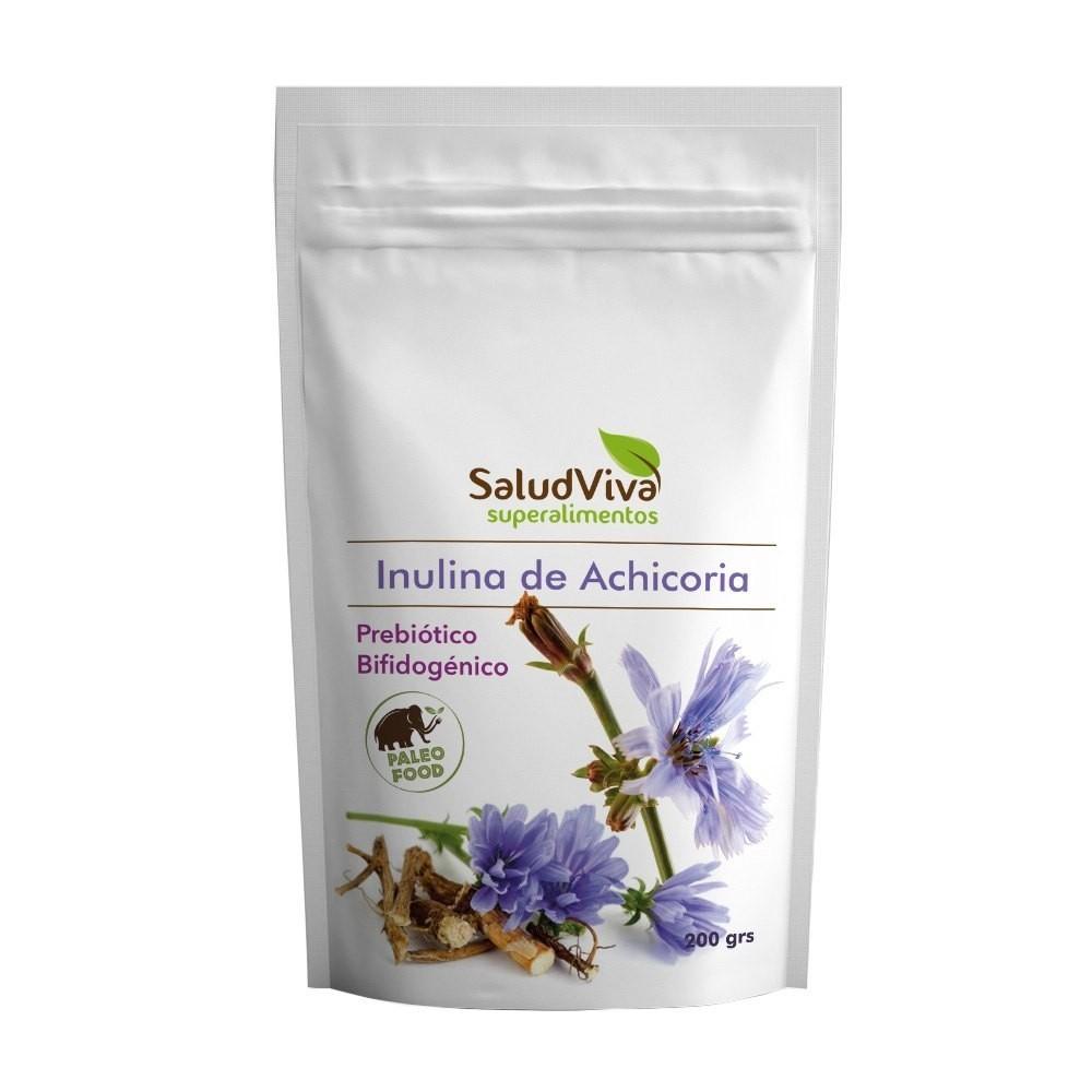 Inulina de achicoria 200g de SaludViva SaludViva 4460055071 Super Alimentos salud.bio