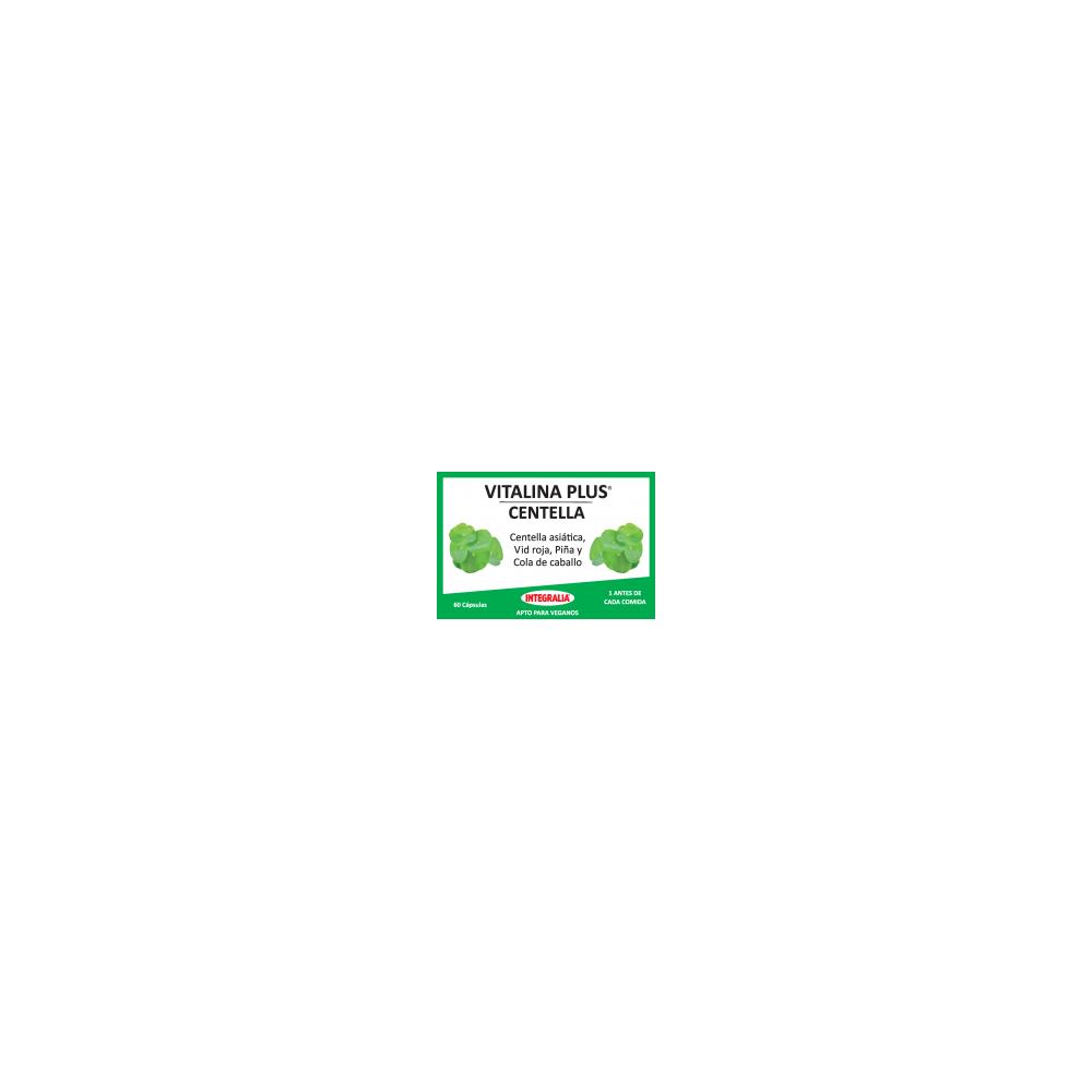 Vitalina plus Centella de Integralia INTEGRALIA 544 Sistema circulatorio salud.bio