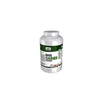 MASS GAINER CONCEPT mezcla equilibrada de proteínas e hidratos de carbono reforzada de Megaplus Megaplus 1399 Proteinas salud...