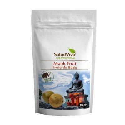 Monk Fruit (Fruta de Buda) 125g de SaludViva SaludViva 4460055111 Super Alimentos salud.bio
