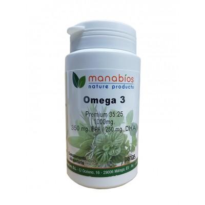 Omega 3 Premium de Manabios Manabios 111609 Inicio salud.bio
