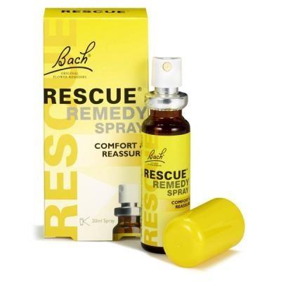 Rescue Remedy Spray Flores de Bach remedio Rescate original Bach Diafarm 2410029515 Flores de Bach salud.bio