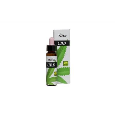 CBD 10% Canabidiol de Plantis Artesania Agricola, S.A. 041051 Estractos y tinturas  salud.bio