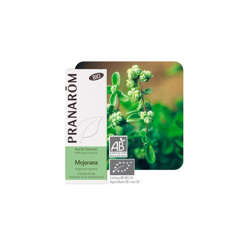 Mejorana Aceite Esencial Natural BIO Quimiotipado de Pranarôm Pranarom 227443 Aceites esenciales uso interno salud.bio