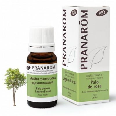 Palo de Rosa (Hoja) Aceite Esencial Natural BIO Quimiotipado de Pranarôm Pranarom 2212213 Acéites esenciales salud.bio
