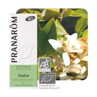 Azahar (Flor naranjo amargo) Aceite Esencial Natural Quimiotipado de Pranarôm Pranarom 227551 Acéites esenciales salud.bio