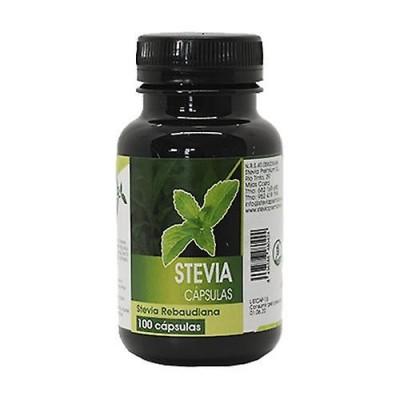 Stevia Premium 100 Cápsulas Stevia Premium 4380003843 Inicio salud.bio