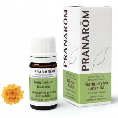 Siempreviva Amarilla Aceite Esencial Natural Quimiotipado de Pranarôm Pranarom 227313 Acéites esenciales salud.bio