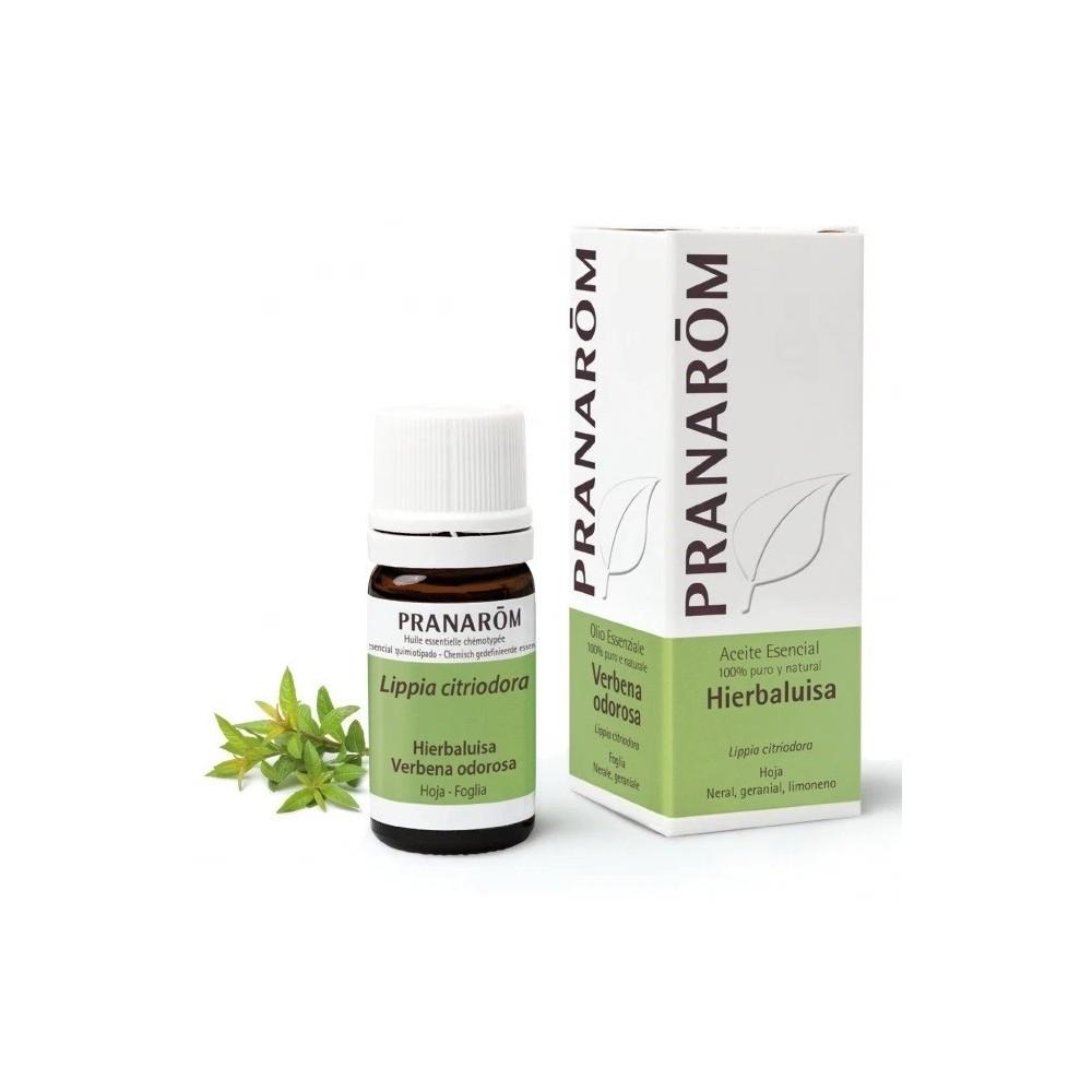 Hierbaluisa Aceite Esencial Natural Quimiotipado de Pranarôm Pranarom 22383 Acéites esenciales salud.bio