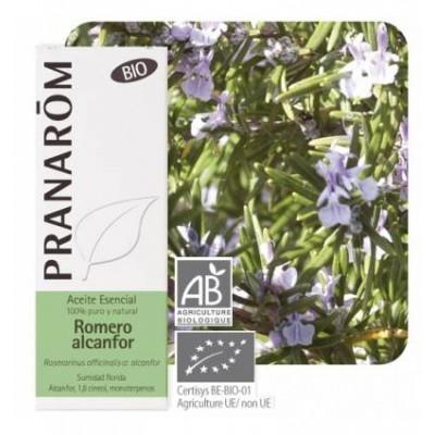 Romero Alcanfor BIO Aceite Esencial de Pranaróm Pranarom  Acéites esenciales salud.bio