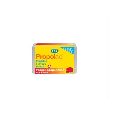 Propolaid Pastilla blanda suiza de ESI ESI LABORATORIOS 21010280 Acción benéfica garganta y pecho salud.bio