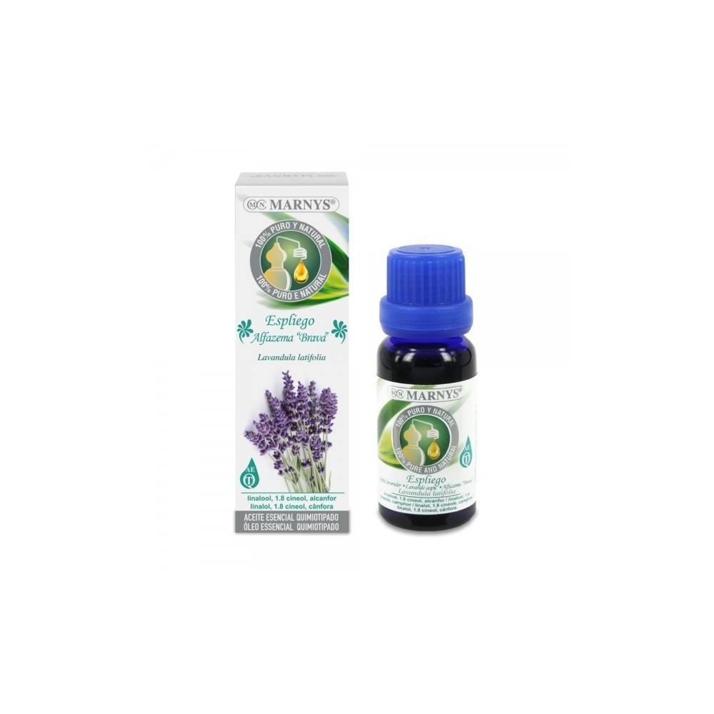Aceite Esencial de Espliego 15ml de Marnys Marnys AA004 Inicio salud.bio