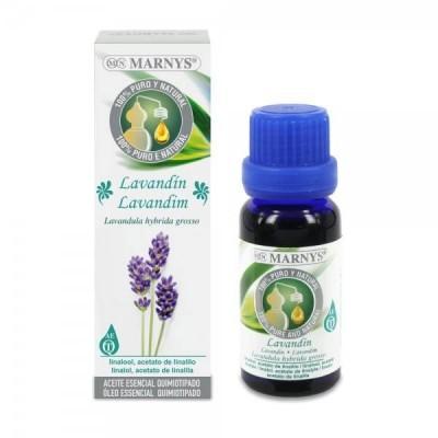 Aceite Esencial de Lavandin 15ml de Marnys