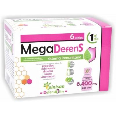 Mega Defens (Defens line) de Pinisan Tongil (Estado Puro) 10600101 Sistema respiratório salud.bio