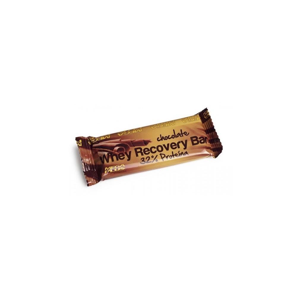 Whey Recovery Bar Fresh Chocolate de Mega Plus Megaplus 175010 Inicio salud.bio