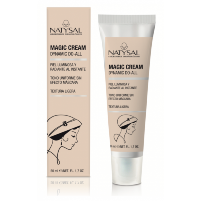 Magic Cream · 50 ml de Natysal Natysal 13439 Cosmética Natural salud.bio