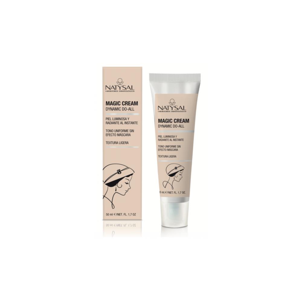 Magic Cream · 50 ml de Natysal Natysal 13439 Cosmética Natural salud.bio