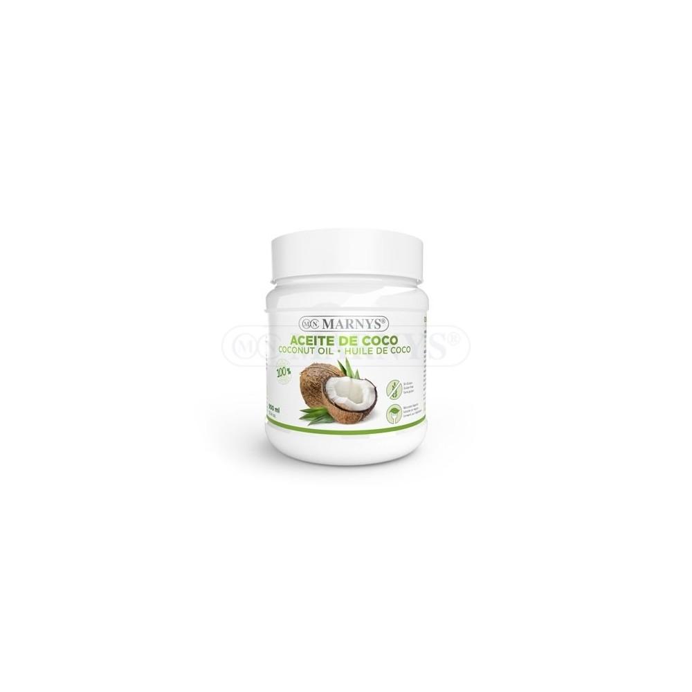 Aceite de Coco BIO ECO Virgen Extra 900ml de Marnys Marnys AP109 Aceites naturales salud.bio