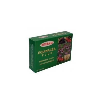Equinacea Plus 60 Cápsulas de Integralia INTEGRALIA 295 Sistema inmunitario salud.bio