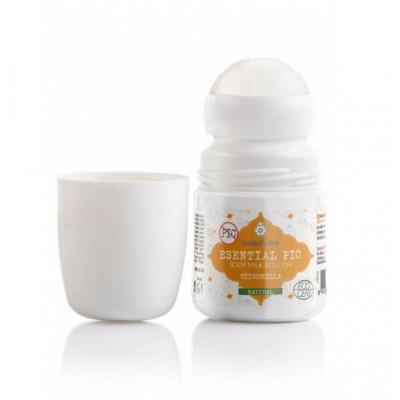 ESENTIAL PIC body milk de Esential´aroms INTERSA 53359 Aceites esenciales uso interno salud.bio