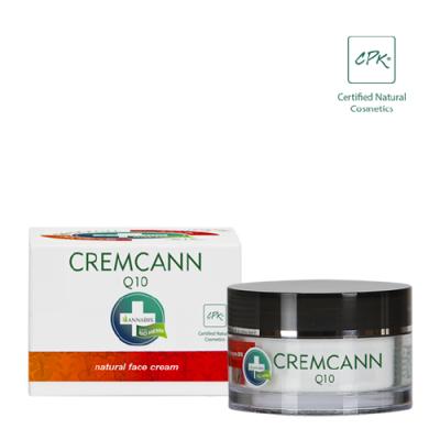 CREMCANN Q10 – Crema Facial Natural Hidratante y Regeneradora PRIMERAS ARRUGAS de Annabis Annabis productos Naturales  2007 C...