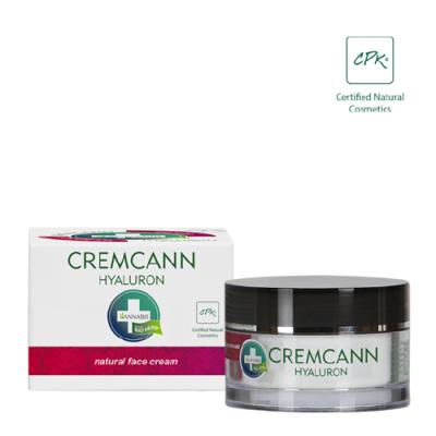 CREMCANN HYALURON – Crema Facial Natural Hidratante y Tensora PIEL MADURA de Annabis Annabis productos Naturales  2008 Cosmét...