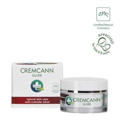 CREMCANN SILVER – Crema Facial Natural CONCENTRADA Piel ACNÉICA de Annabis Annabis productos Naturales   Cosmética Natural sa...