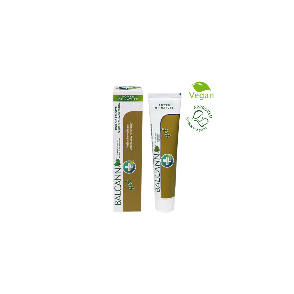 BALCANN GEL DE ROBLE – Gel Regenerador Natural de Cáñamo de Annabis Annabis productos Naturales  2003 Cosmética Natural salud...
