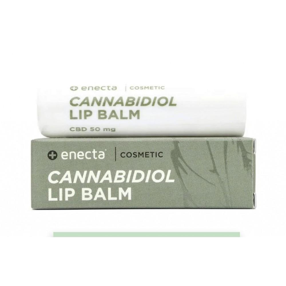 BÁLSAMO Labial con CBD (50 mg) de enecta enecta 1002 Cosmética Natural salud.bio