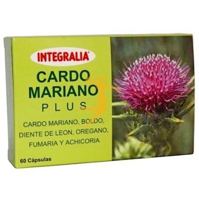 Cardo Mariano PLUS Integralia INTEGRALIA 86 Higado y sistema hepatobiliar salud.bio