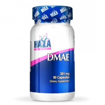DMAE (dimetilaminoetanol) 351mg 90 Caps de Haya labs Haya Labs LLC 16188 Ayuda Funcion Celebral salud.bio
