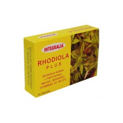 Rhodiola Plus de Integralia