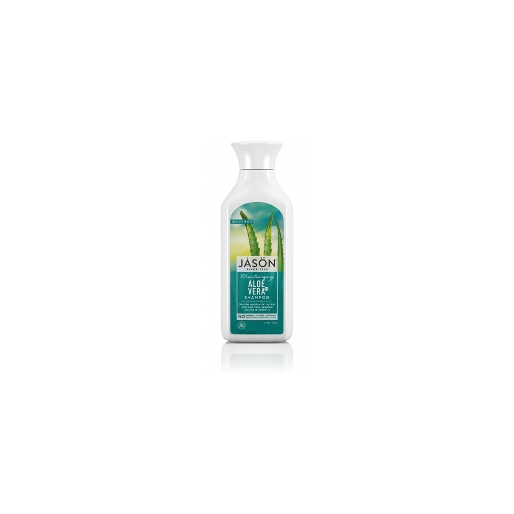Pure Natural Champu, Aloe Vera, 16 fl oz (473 ml) de JASÖN JĀSÖN 300001 Jabones y Geles Naturales salud.bio