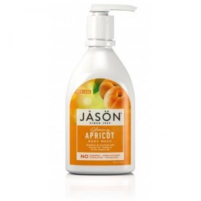 Jasön Gel de ducha de Albaricoque 887ml JĀSÖN 300161 Jabones y Geles Naturales salud.bio