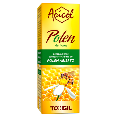 Apicol Polen abierto de Flores de Tongil Tongil (Estado Puro) C01 Sistema inmunitario salud.bio