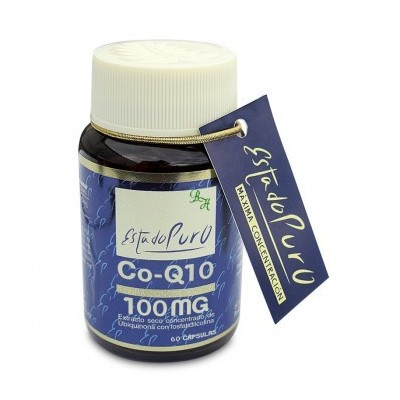 Coenzima Q10 de 100 mg. Estado Puro, 60 cápsulas de Tongil Tongil (Estado Puro) M17 Antioxidantes salud.bio