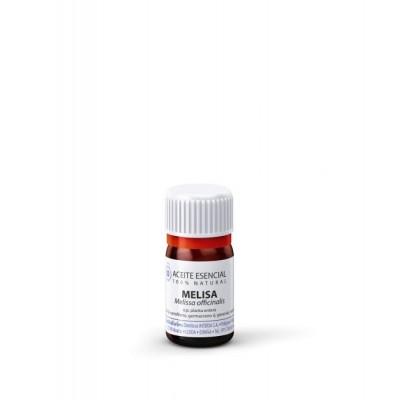 Melisa Aceite Esencial Natural Quimiotipado 5 ml. de Esential´aroms INTERSA 50398 Acéites esenciales salud.bio