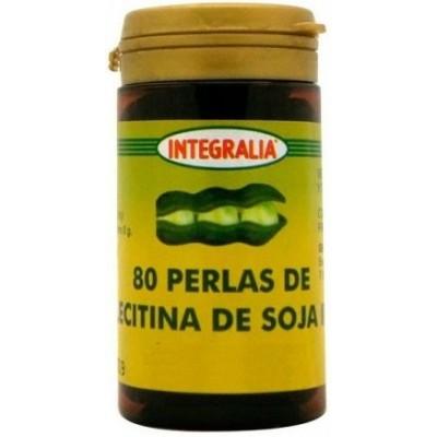 Perlas de Lecitina de Soja de 540 mg. Integralia
