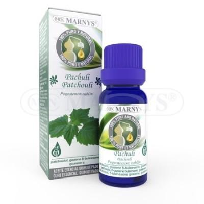 Patchouli Aceite Esencial Quimiotipado de MARNYS Marnys AA009 Aceites esenciales uso interno salud.bio