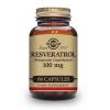 Resveratrol 100 mg (a partir de Polygonum cuspidatum) - 60 Cápsulas vegetales de Solgar SOLGAR 162335 Antioxidantes salud.bio