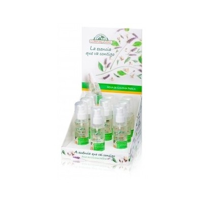 Agua de Colonia Flores del Campo 80ml de Corpore Sano Corpore Sano  8414002087112 Uso tópico salud.bio