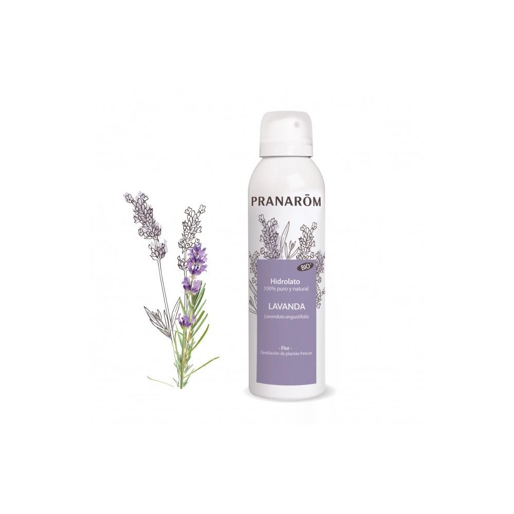Hidrolato Lavanda BIO - 150 ml de Pranarôm Pranarom 2215872 Acéites esenciales salud.bio