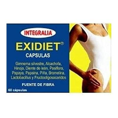 Exidiet Cápsulas Integralia INTEGRALIA 40 Inicio salud.bio