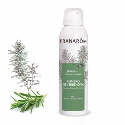 Hidrolato Romero QT Verbenona BIO - 150 ml de Pranarôm Pranarom 2218158 Acéites esenciales salud.bio